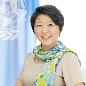 根本かおるさん(国連広報センター所長)