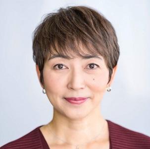 藪本雅子さん(フリーアナウンサー、ジャーナリスト、元日本テレビアナウンサー)