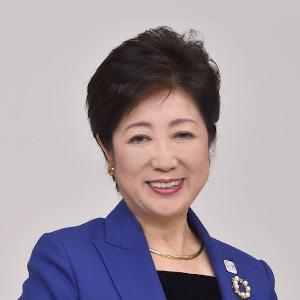 小池百合子さん(東京都知事)