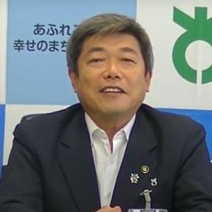 東坂浩一さん(大阪府・大東市長)
