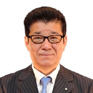 松井一郎さん(大阪市長)