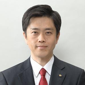 吉村洋文さん(大阪府知事)