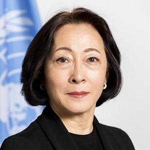 水鳥真美さん(国連事務総長特別代表、国連国際防災戦略事務局代表)
